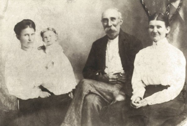 FLOYD James Bailey and Family